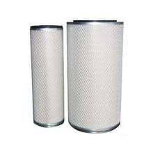 PTFE过滤材料 PTFE滤料 滤材PTFE折叠滤芯