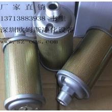 XY-12吸附式干燥机消音器 压缩空气气体气流消音器