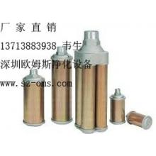 XY-20吸附式干燥机消音器 压缩空气气体气流消音器
