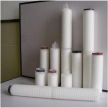PTFE除尘滤料滤芯 PTFE过滤材料 接近零排放