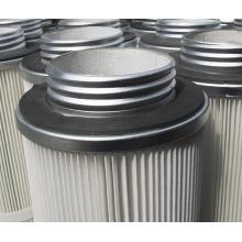水泥行业替代滤袋长滤筒,矿业除尘滤筒,替代滤袋除尘滤