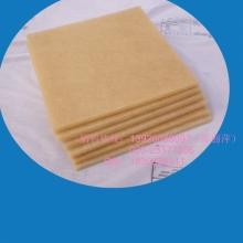 广东广州艾瑞牌黄色合成纤维耐高温过滤棉 黄色高温棉