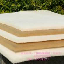 广东广州艾瑞牌米白色合成纤维高温过滤棉 国产高温滤棉