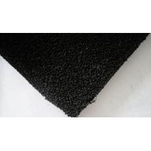 广东广州艾瑞牌活性炭海绵 活性炭网状泡棉