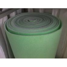 广东广州艾瑞牌绿白色针刺过滤棉 绿白色防尘棉