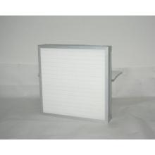广东广州艾瑞牌铝框无隔板高效过滤器 金属框高效过滤器