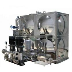 箱式管网叠压供水设备,无负压供水设备,小区供水设备优