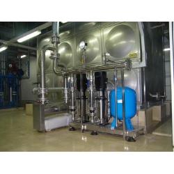 智能化箱式泵站 ,箱体式供水设备,无负压供水设备,供