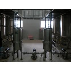 MZW电镀液过滤器 切削液过滤器 无机膜精密过滤器