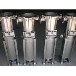 袋式过滤器规格 袋式过滤器型号 袋式过滤器特点
