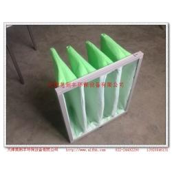 可清洗反复使用袋式中效空气过滤器