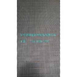 不锈钢条缝网生产
