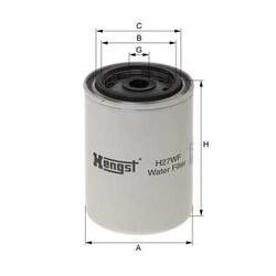 H27WF亨斯特水过滤滤清器