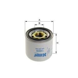 T200W亨斯特空气干燥滤芯