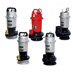 WQD/WQ污水污物潜水电泵