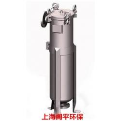 GP不锈钢单袋式液体精密过滤器