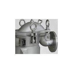 GP-P-S系列不锈钢平盖单袋式过滤器