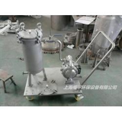 GP-T系列方便移动式小推车过滤器进出口径DN50