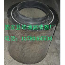 ECC125004材质强鹿发电机组滤芯