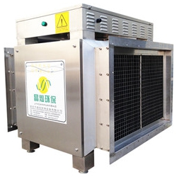LC0-10-5A型废臭气体净化设备
