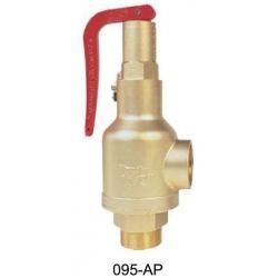 西班牙VYC-AP095黄铜安全阀