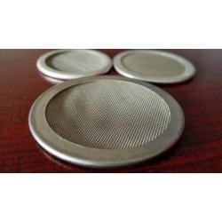 无锡不锈钢/铜网编织网网片 过滤滤片 斜纹/平纹编