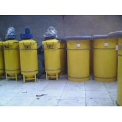 水泥仓圆筒焊接式除尘器