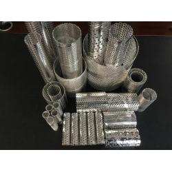 汽车冲孔管 汽车排气管内芯  汽车消音器用管