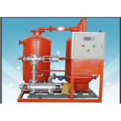 2T/H蒸汽冷凝水回收设备