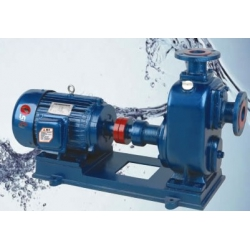 ZW型自吸式无堵塞排污泵,自吸泵,污水自吸泵