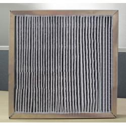 板框式方形高效除尘滤芯