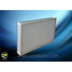密褶式中高效板框
