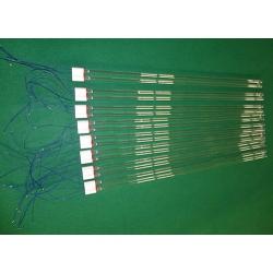 紫外线高臭氧灯150w800mm