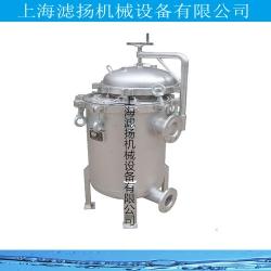 上海滤扬|不锈钢标准多袋式过滤器