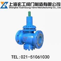 SY42AX煤矿专用减压阀-上海玄工阀门制造