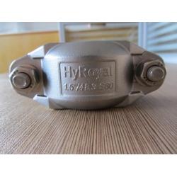 304不锈钢材质DN40拷贝林卡箍