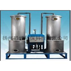 全自动软化水设备选型调试