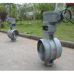 DN300电动对焊蝶阀 D963W-25C