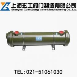 上海玄工GLC系列列管式冷却器