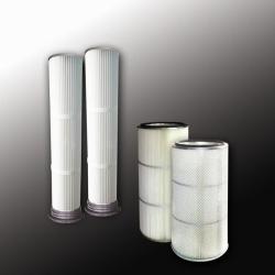 3266高精度除尘过滤器,覆膜除尘滤筒