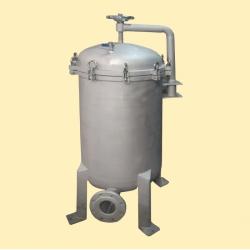 304不锈钢多袋式液体过滤器