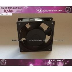 卡固全金属风机_KA1238HA2B_耐高温风扇