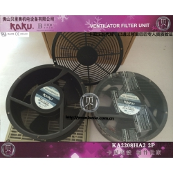 KAKU全金属风机_KA2208HA2BMT(L)_IP55