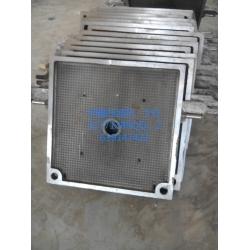 利鑫压滤机优质铸铁滤板