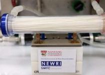 新加坡科学家开发出用于污水处理的节能过滤器