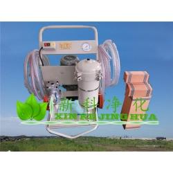 新乡液压油滤油机厂TUC40X5台式滤油