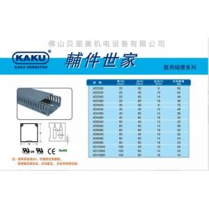 KAKU线槽板_ADA2540_台湾卡固