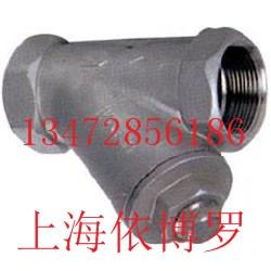 上海依博罗GL11H-16 Y型铸铁过滤