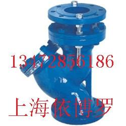 现上海依博罗SSY14 型Y型伸缩过滤器