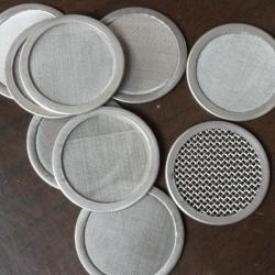 圆形,椭圆不锈钢过滤网